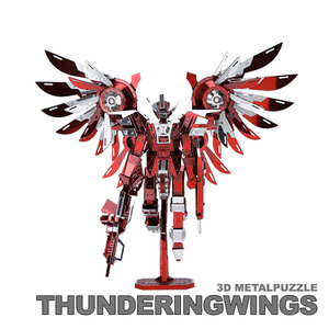 3D 메탈미니 썬더링윙(THUNDERINGWINGS)